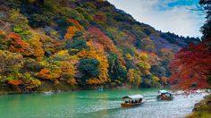 มาแล้ว! พยากรณ์ฤดูใบไม้เปลี่ยนสีที่ญี่ปุ่น 2017