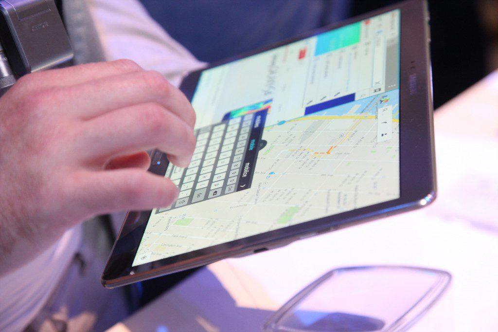 Samsung introduced Galaxy Tab S at Galaxy Premier 2014  (2)