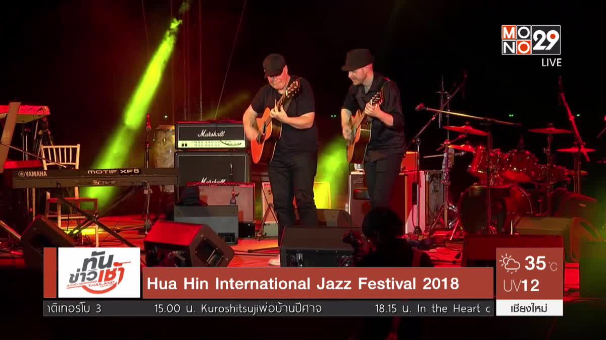 Hua Hin International Jazz Festival 2018