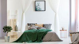 15 ไอเดียแต่งห้องนอนสวยเรียบง่าย สไตล์สแกนดิเนเวียน