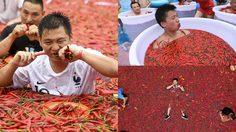 เห็นแล้วเผ็ดแทน!! เทศกาลกินพริก งานใหญ่ประจำปีของมณฑลหูหนาน