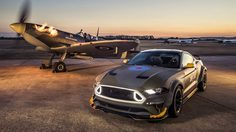 Ford Mustang GT Eagle Squadron 2018 ใหม่ รุ่นพิเศษ 700 แรงม้า คันเดียวในโลก