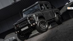กระบะ Land Rover Defender กับการคัสตอมสุดดุดัน พร้อมแล้วกับวันโลกาวินาศ