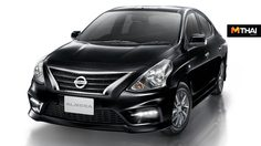 Nissan แนะนำ Almera รุ่นปี 2019 ใหม่ และรุ่นพิเศษ E Sportech