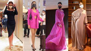 อแมนด้า ชาลิสา ไปมิสยูนิเวิร์ส 20วัน ขนชุดไป 150ชุด แฟนนางงามทั่วโลกงง…พอหรอ?