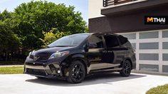 Toyota Sienna ส่ง Nightshade Edition รุ่นไมเนอร์เชนจ์ปี 2020 ลงตลาดมะกัน