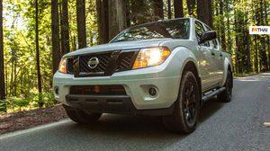 Nissan เผย Nissan Frontier รุ่นใหม่ ใกล้จะเสร็จสมบูรณ์แล้ว