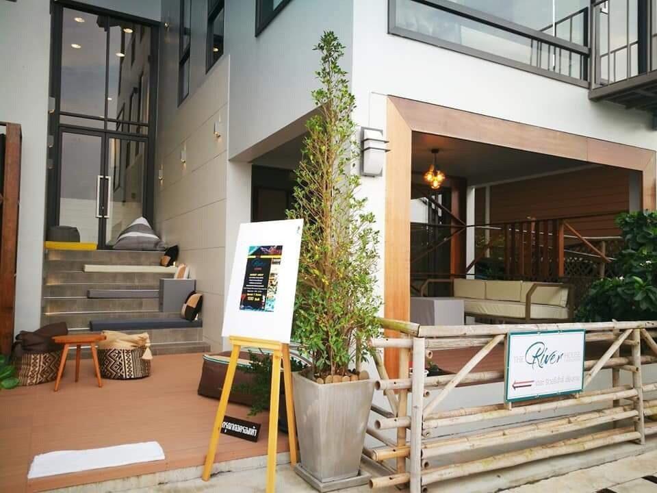 The River House Chiangkhan Hotel เปิดใหม่สไตล์โมเดิร์น นอนพักผ่อนริมน้ำต้อนรับหน้าฝน