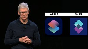 Apple โดนอีกแล้ว!! ถูกเรียกค่าลิขสิทธิ์โลโก้ Siri Shortcuts กว่า 6.4 ล้านบาท