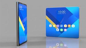 งดงาม!! ภาพคอนเซ็ปต์ Samsung Galaxy X สมาร์ทโฟนจอ 4K พับได้ คาดเปิดตัวปลายปีนี้