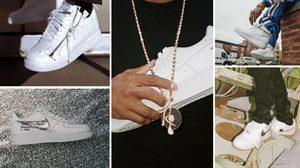 Nike จับมือ 5 สุดยอดนักออกแบบฉลองโปรเจ็คต์ครบ 35 ปี รองเท้าระดับตำนาน Air Force 1