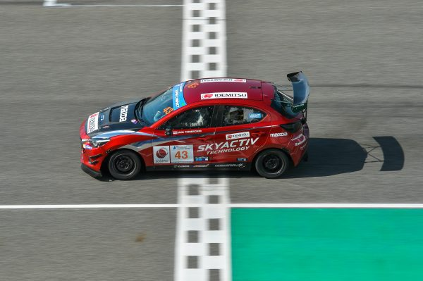 Mazda Motorsport Rcae 10