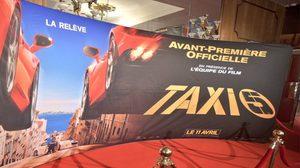 โชว์รถแท็กซี่เปอร์โยสีขาวในตำนาน!! ในงานพรีเมียร์หนัง Taxi 5 กลางกรุงปารีส
