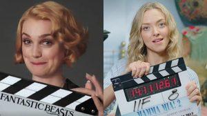 ปิดกล้องแล้ว!! สองภาพยนตร์ภาคต่อ Fantastic Beasts และ Mamma Mia เตรียมเข้าฉายปี 2018