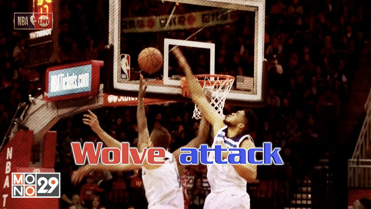 Wolves  Attack