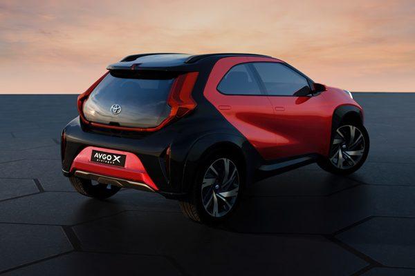 Toyota Aygo X Prologue Concept