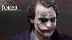 Hot toys จัดของหนัก DX The Joker 2.0 Collectible Figure