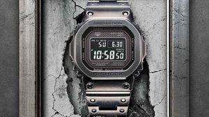 G-SHOCK ปล่อยนาฬิกา GMW B5000V โดดเด่นไม่เหมือนใครด้วยดีไซน์อันเป็นเอกลักษณ์
