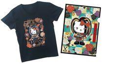 Hello Kitty ฟีเจอร์ริ่งกับโยชิกิแห่ง X Japan อะไรจะเกิดขึ้น