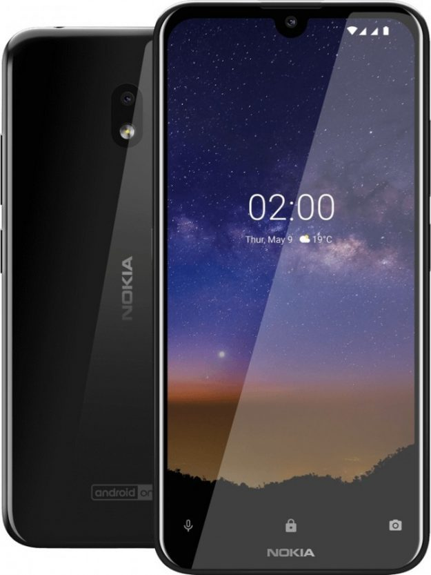 เปิดตัว Nokia 2.2 Android One ตัวล่าสุด จอ 5.7 นิ้ว กล้อง 13 ล้านพิกเซล