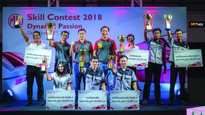 MG ยกระดับมาตรฐานการบริการ จัดแข่งทักษะพนักงานประจำปี MG Skill Contest