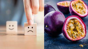 5 ผลไม้ ลดความเครียด ช่วยให้อารมณ์ดีขึ้น