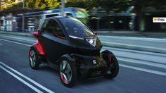 SEAT เปิดตัว Electric Minimo Concept ที่งาน Mobile World Congress 2019