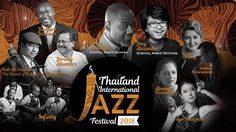 เตรียมพบ Brian McKnight พร้อมทัพศิลปินแจ๊ส ใน Thailand International Jazz Festival 2018