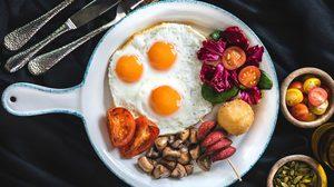 อาหารเช้าที่ทำให้อ้วน