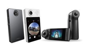 Acer เปิดตัว กล้อง 360 องศา 2 รุ่นใหม่ รองรับการใช้งานผ่านคลาวด์ได้