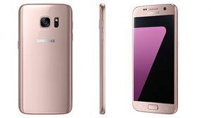 Samsung ปล่อยสีใหม่ Galaxy S7, S7 edge สี Pink Gold หรูหราน่าสัมผัส