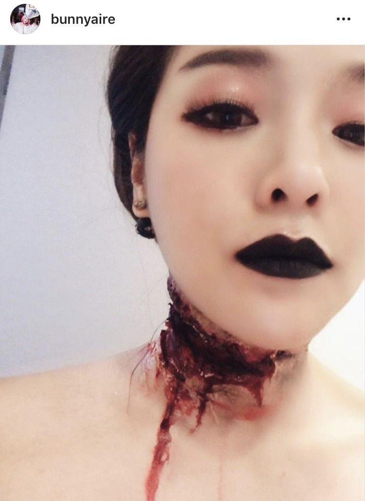 แอร์ ภัณฑิลา เลือดไหลใหญ่แล้วแม่คู้นน