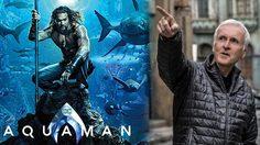 เจมส์ คาเมรอน รีวิวสั้น ๆ ชื่นชมหนัง Aquaman