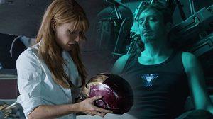 เปปเปอร์ พ็อตต์ส เห็นข้อความของ โทนี สตาร์ก แล้ว!! ในแฟนอาร์ตหนัง Avengers: Endgame
