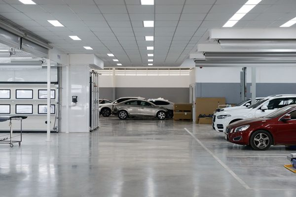 Volvo Certified Damage Repair Centre