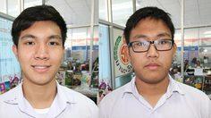 สุดยอด 2 นักเรียนม.ต้นโคราช สอบคณิตโอเน็ต ได้เต็มร้อย