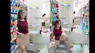 อุจาด!! ภาพชาย-หญิงโชว์มีเซ็กซ์ กลางห้างสรรพสินค้าชื่อดังในไทย