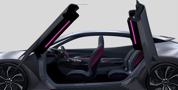 Geely Vision Starburst Concept