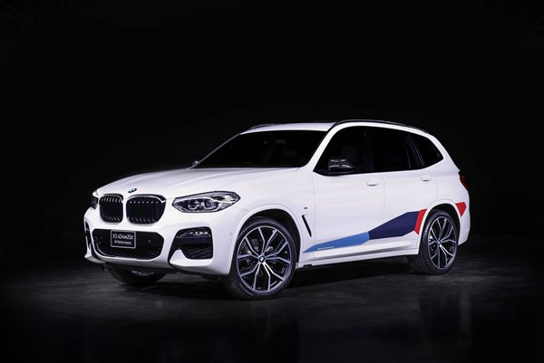 BMW X3 xDrive20d M Sport (M Performance Edition)