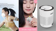 3 Gadgets ช่วยให้คนจีนหายใจง่ายขึ้น ในยุคฝุ่น PM2.5 กำลังคุกคาม