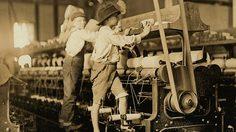หาดูยาก! ภาพการใช้แรงงานเด็ก ยุค 1900s ของสหรัฐฯ