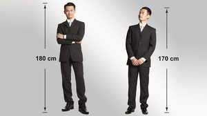 ผลวิจัยล่าสุดเผย ผู้ชายตัวเตี้ย มีแนวโน้มที่จะฉุนเฉียวได้ง่ายกว่าผู้ชายตัวสูง