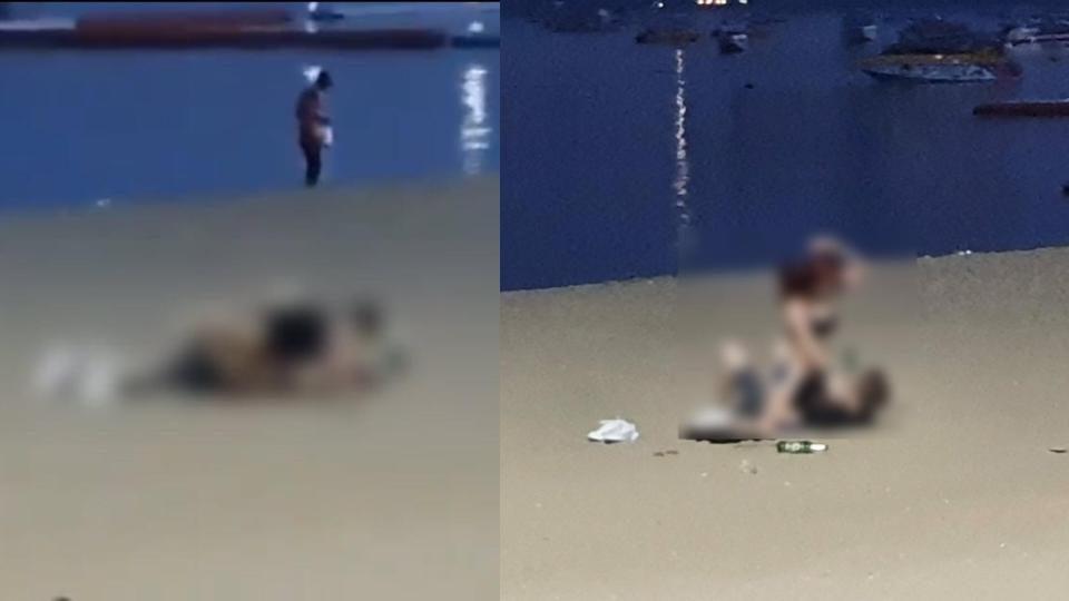 คู่รักรัสเซีย เผยสาเหตุ หลังมีเซ็กซ์ริมหาดพัทยา