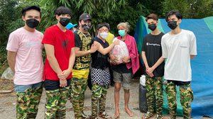 ดร.โก้ ควงไฮโซเพชร ชูชัย รวมพลร่วมใจช่วยภัยน้ำท่วม