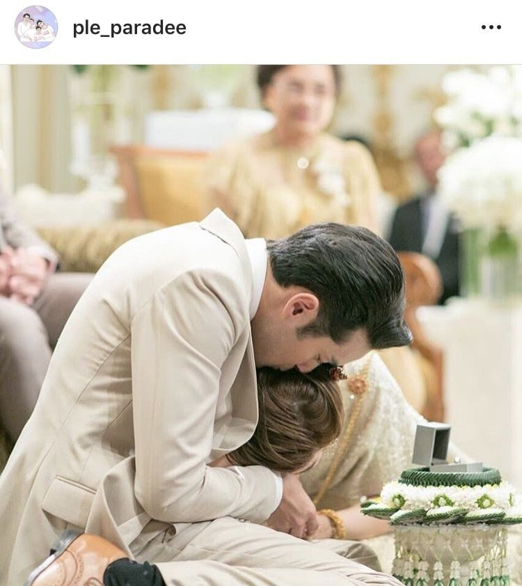 เปิ้ล ภารดี โพสต์ไอจีครบรอบแต่งงาน 4 ปี