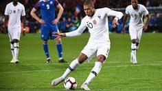 ผลบอล : ฝรั่งเศส vs ไอซ์แลนด์ !! ตราไก่ งานหยาบเปิดรังไล่เจ๊า ไอซ์แลนด์ 2-2