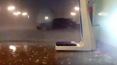อุดรฯ อ่วม! พายุลูกเห็บพัดกระหน่ำ อ.น้ำโสม หลังคาบ้านทะลุนับพัน
