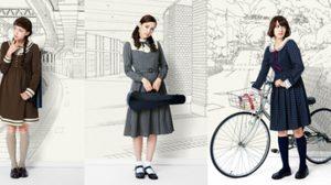 แฟชั่น ชุดนักเรียน ญี่ปุ่น โมเอะฝุดๆ ใครๆ ก็ใส่ได้ในชีวิตประจำวัน (รึเปล่า?)
