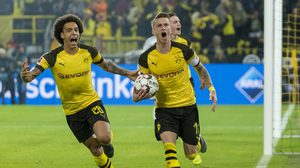 ผลบอล : ดอร์ทมุนด์ vs บาเยิร์น !! อัลกาเซร์ ฮีโร่ซัดชัย เสือเหลือง พลิกคว่ำ เสือใต้ 3-2