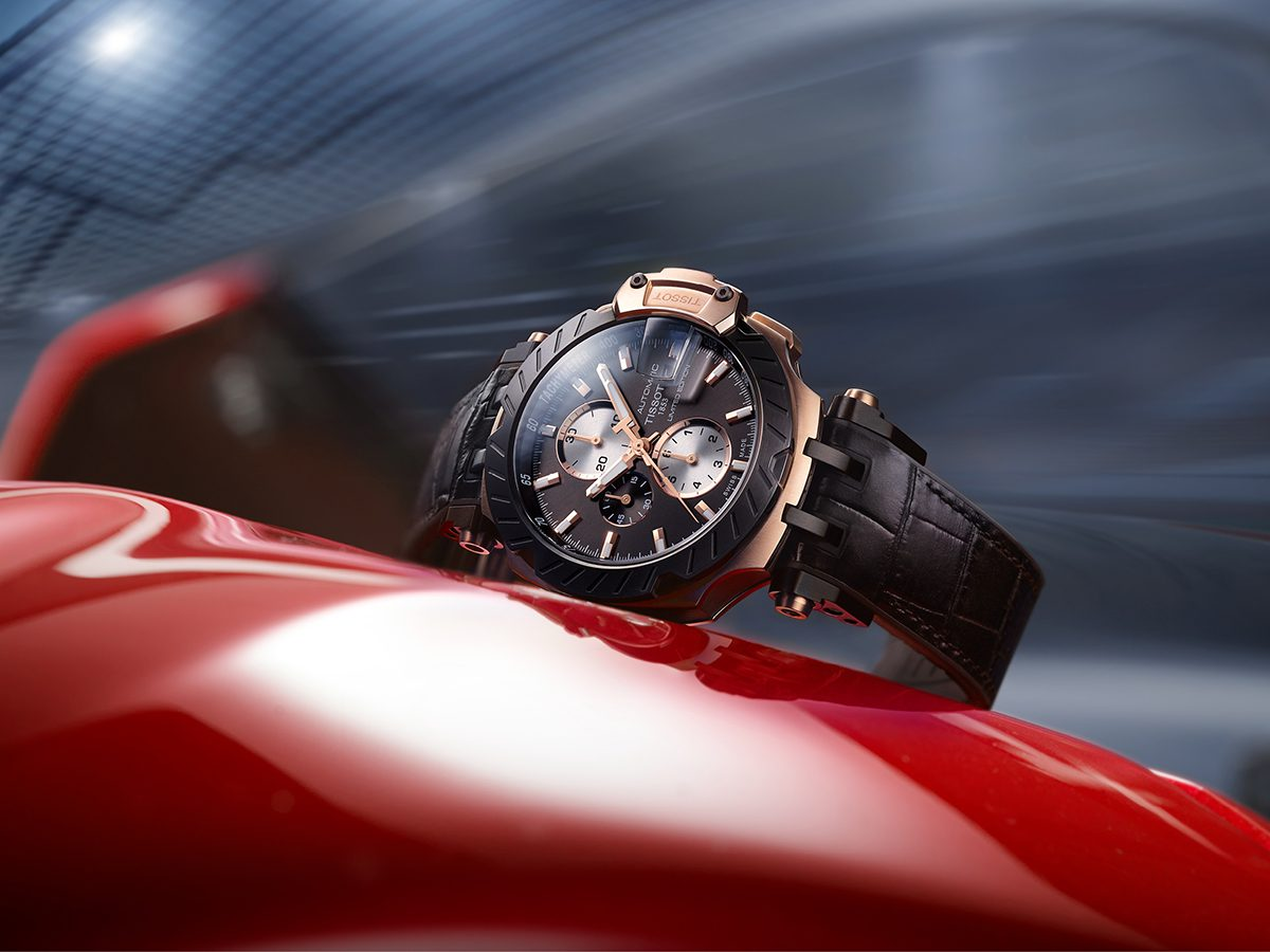 TISSOT T-Race, นาฬิกา, watch